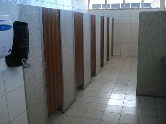 Divisória Granilite Banheiro Tatuí - Divisória de Granilite