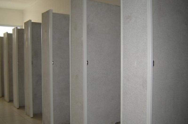 Divisória Granilite para Banheiro Araraquara - Divisória de Banheiro em Granilite