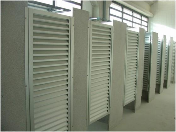 Divisórias para Banheiros Coletivos Itatiba - Divisória para Banheiro Pequeno