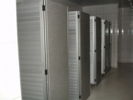 Fabricante de Divisórias para Banheiros Coletivos Avaré - Divisória para Banheiro Pequeno
