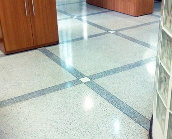 Pisos Granilite para Garagem Mailasqui - Piso Granilite Cinza