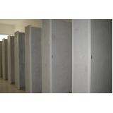 divisória granilite para banheiro Itupeva