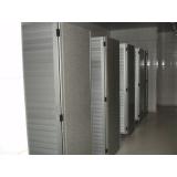 Divisórias para Banheiro em Indústria