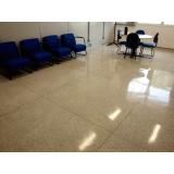 piso granilite branco preços Mendonça